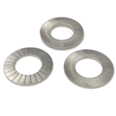 SELF LOCKING WASHERS