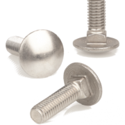ROUND HEAD BOLTS